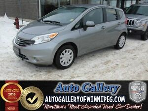 2014 Nissan Versa Note S*Under 20,000 kms!