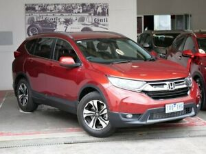 2019 Honda CR-V RW MY20 VTi FWD Red 1 Speed Constant Variable Wagon Doncaster Manningham Area Preview