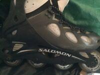 Salomon Inline Skates Mens UK 9
