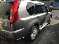 Nissan X-Trail Side Steps/Running Boards