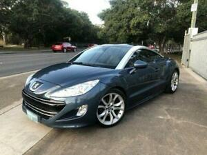 2010 PEUGEOT RCZ 1.6T East Brisbane Brisbane South East Preview