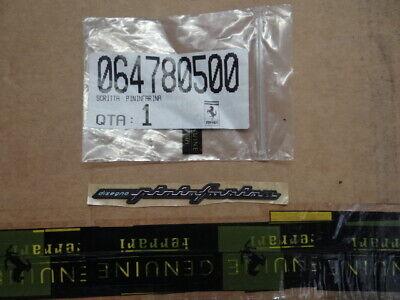 FERRARI Pininfarina Badge # 64780500