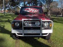 1992 NISSAN PATROL GQII TI FUEL INJECTED DUAL FUEL 4X4 WAGON! Mordialloc Kingston Area Preview