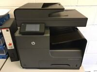 HP Officejet Pro X576dw MFP 1 yr old hardly used ***£200.00***