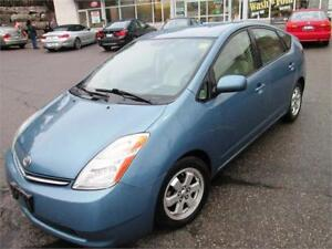 2007 Toyota Prius HB Hybrid/ Rear Camera/Leather interior.