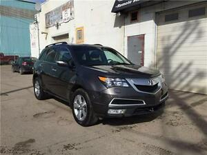 2012 Acura MDX,7pass,Only 38Kms,Remote start,AWD,Accident Free!