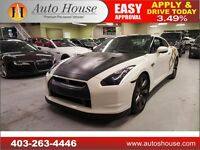 2010 Nissan GT-R NAVIGATION AWD 700+ HP 90 DAYS NO PAYMENTS!