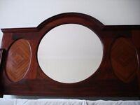 Vintage antique mirror ,not danish or ercol