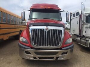 2011 International Prostar Premium, Used Sleeper Tractor