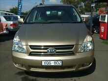 2006 Kia Grand Carnival VQ Premium 5 Speed Tiptronic Wagon Frankston Frankston Area Preview