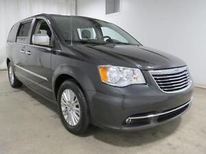 2012 Chrysler Town & Country LIMITED-NAVIGATION-TV/DVD-SUNROOF-B