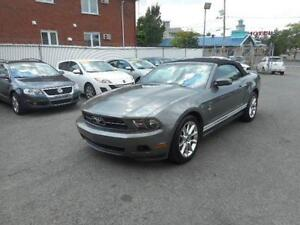 FORD MUSTANG CONVERTIBLE 2010 ( BLUETOOTH, SIÈGES CHAUFFANTS )