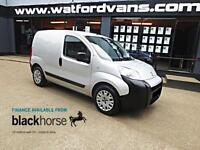 2014 Citroen Nemo 660 Enterprise 1.3HDi 75ps A/C E/Pack Diesel grey Manual