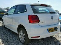 VW POLO 2016 COMPLETE BREAKING FOR PARTS X1 WHEEL NUT