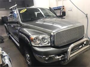 2007 Dodge Ram 3500 SLT   (5.9  110000 KM) BERNIE 780 938-1230