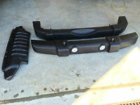 07-12 Jeep Bumpers