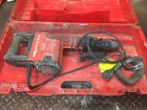 HILTI TE 805 chipping hammer