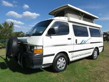 Toyota Hiace Pop Top Camper – AUTO – 5 SEATS Glendenning Blacktown Area Preview