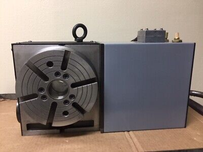 Refurbished Haas Hrt-210 Brushless Sigma 1 Rotary Table Indexer 60 Days Warranty