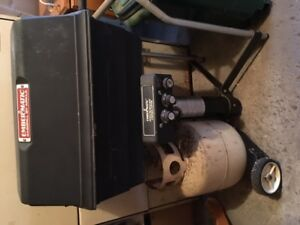 garage sale - mostly free items