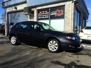 2009 SUBARU IMPREZA 2.5I HAYON **5 SPEED** **JAMAIS ACCIDENTE**