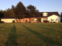 $399000 LGE HOUSE WITH 70 ACRES - 5 BED, 6 BATH - OPEN TO OFFERS