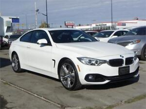 2014 BMW 428i xDrive|H.U.D|SPORT-PKG|GPS|B.CAMERA|SUNROOF