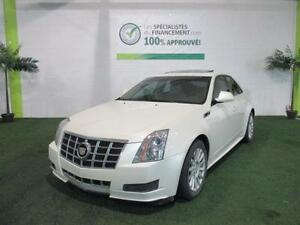 CADILLAC CTS-4  2012  4X4  +++ A SEULEMENT $78/SEMAINE +++