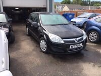 Vauxhall Astra 1.7 CDTI, New MOT, Great Condition, Warranty, Serviced