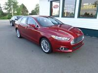 2014 Ford Fusion SE AWD w/ NAV for only $184 bi-weekly!