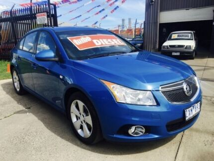 2013 Holden Cruze JH MY14 Equipe 6 Speed Automatic Sedan Brooklyn Brimbank Area Preview