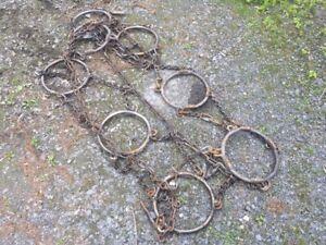 chaines a anneaux