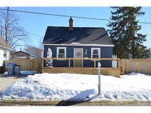 PRICE REDUCED 1 1/2 storey detached home