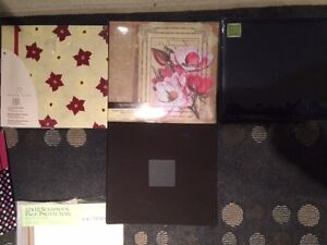 "NEW - 12"" X 12"" Scrapbooks and Album Refills"