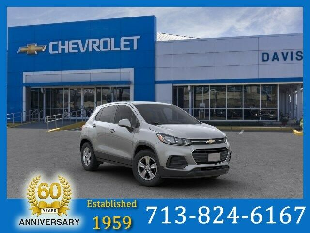 2020 Chevrolet Trax LS 4 Miles Silver Ice Metallic Sport Utility Turbocharged Ga