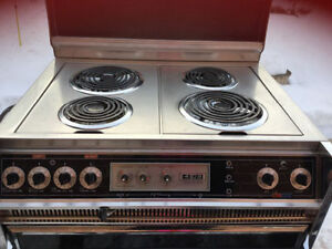 """30"""" Dacor Stainless Steel Antique"""