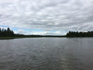 93 acres 1250 ft on Night Hawk lake, next to crown land, Timmins