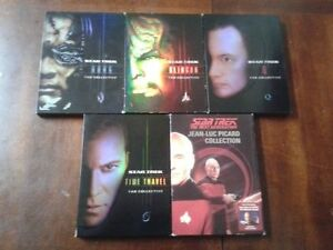 Star Trek: Fan Collective dvds