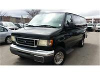 2003 Ford Econoline  WAGON CLUB VAN 12PASENGER FINANCE AVAILABLE