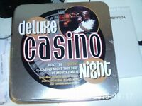 Brand New - Deluxe Casino Night - Excellent Condition