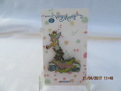 WDW 2003 MICKEY'S VERY MERRY CHRISTMAS PARTY 2003-TINKER BELL TREE TOPPER NEW