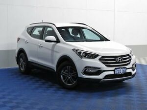 2016 Hyundai Santa Fe DM Series II (DM3) Active CRDi (4x4) Cream 6 Speed Automatic Wagon Jandakot Cockburn Area Preview