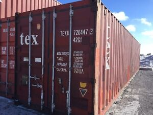 SEA CAN CONTAINERS | ADM STORAGE