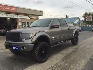 2014 Ford F-150 FX4 !!! ONLY $145 PER WEEK OAC !!!