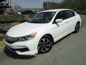2016 Honda ACCORD LX (6-SPEED MANUAL TRANS, REVERSE CAM, ALLOYS,