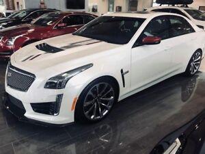 2018 Cadillac Berline CTS-V