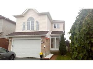 GORGEOUS DETACHED-4 BDRMS,JUST RENOVATED!NEW HARDWOOD-KITCHENER