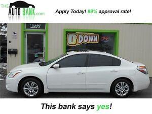 2012 Nissan Altima 2.5 SL| MOONROOF| LEATHER