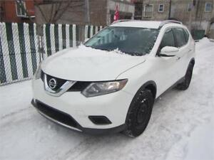 2015 NISSAN ROGUE S/*TRÈS PROPRE* ONE OWNER* $55 SEMAINE