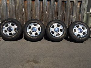 Ford F150 Wheels, Tires